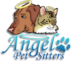 Angel Pet Sitting Logo